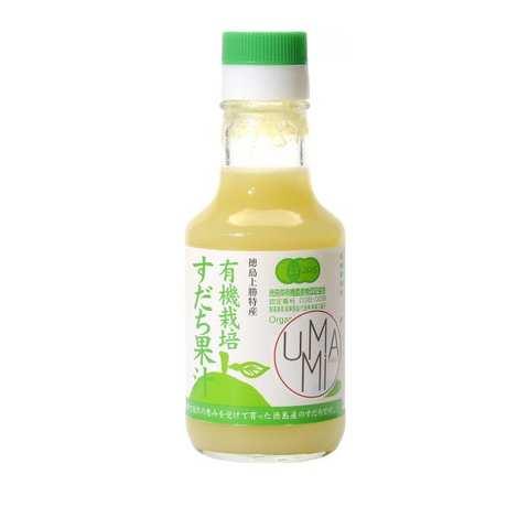 Umami Paris - Jus de sudachi biologique