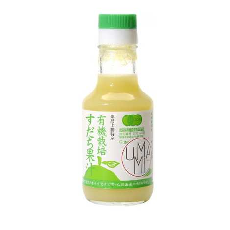 Umami Paris - Organic Sudachi lemon Juice