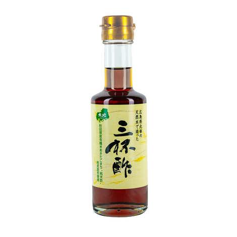 Umami Paris - Sanbaisu vinegar with bonite fish