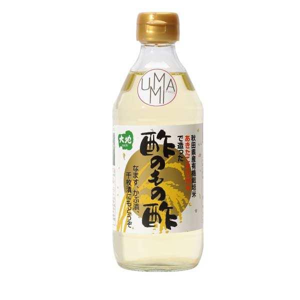 Vinaigre pour assaisonnement Sumono - algues et légumes