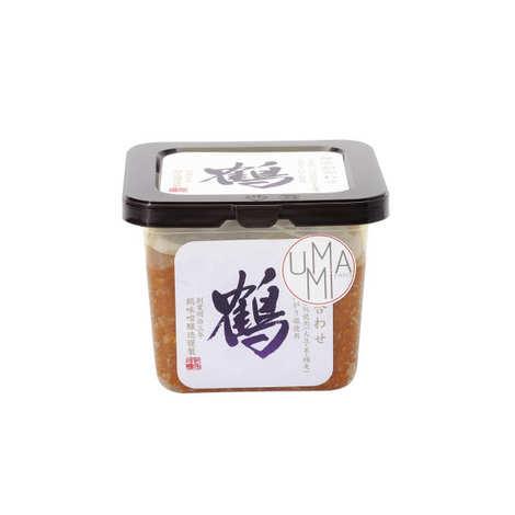 Umami Paris - Miso soja et orge sans additif