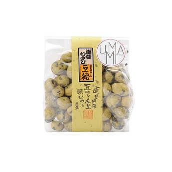 Umami Paris - Wasabi and Nori Appetizer Biscuit
