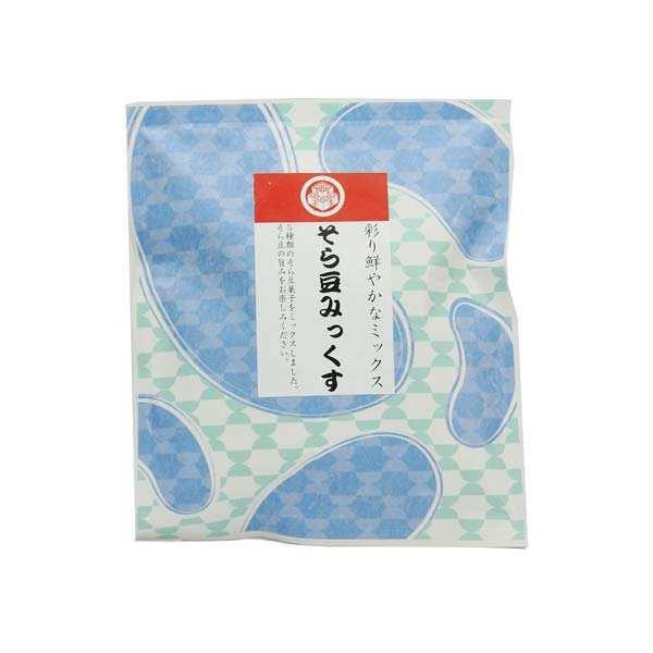 Mélange japonais de fèves pour l'apéritif
