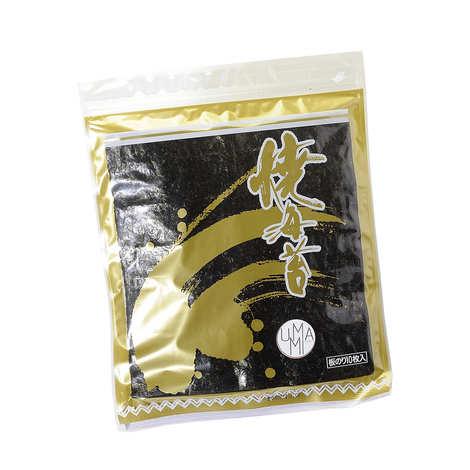 Umami Paris - Premium Yakinori - Sushi sheets