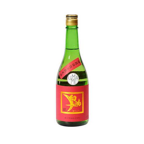 Umami Paris - Saké Hakuko Junmai Yodanjikomi Label rouge - 15.5%