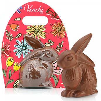 Venchi - Easter bunny in Milk chocolate