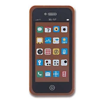 BienManger.com - Smartphone en chocolat au lait