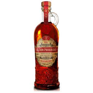 El Ron Prohibido - El Ron Prohibido rum from Mexico 40%