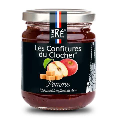 Les Confitures du Clocher - Salted Caramel and Apple Jam