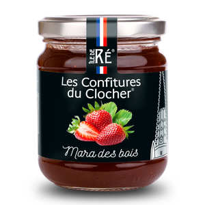 Les Confitures du Clocher - Wild Mara Strawberry Jam