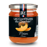 Les Confitures du Clocher - Melon with Pineau Jam