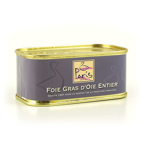 Whole Goose Foie Gras from Landes