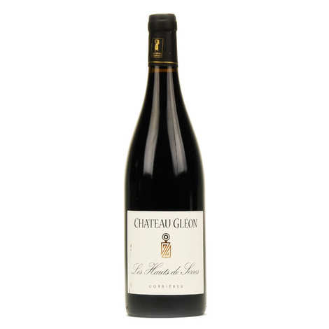 Château Gléon - Corbières Château Gléon Red Wine - Les hauts de Serre - 13%