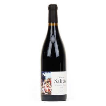 Château Salitis - Cabardès rouge Château Salitis - Cuvée des dieux - 14%