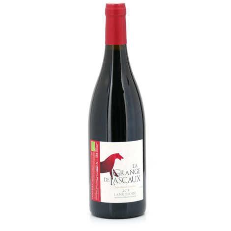 Château de Lascaux - Languedoc La Grange de Lascaux vin rouge bio - 13.5%