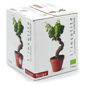 Château de Lascaux - Organic Coteaux du Languedoc Red wine in BIB - 13,5%
