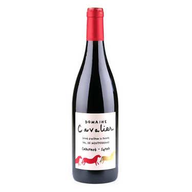 Domaine Cavalier rouge bio, IGP St Guilhem le désert - 13,5%