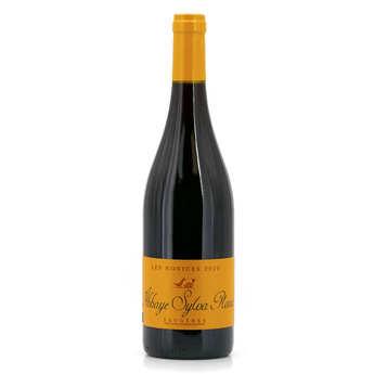Abbaye Sylva Plana - Organic Faugères Red wine Les novices