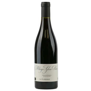 Abbaye Sylva Plana - Organic Faugères Red wine La Closeraie - 14,5%