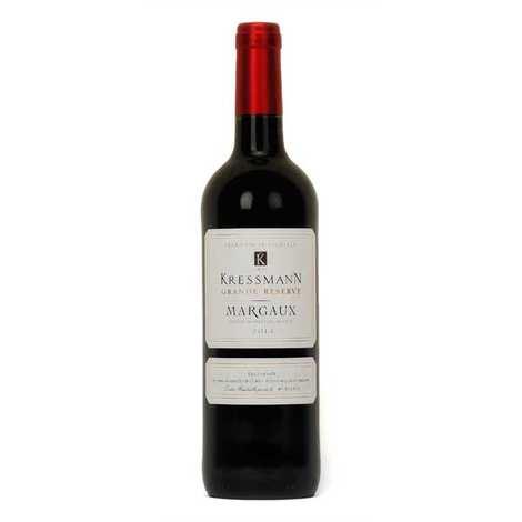 Kressmann - Margaux Grande Reserve Kressmann - Bordeaux wine