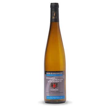 Domaine Moulin de Dusenbach - Pinot gris Terroir Schieferberg - Vin blanc d'Alsace - 13%