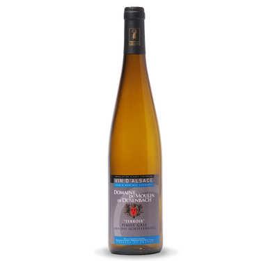 Pinot gris Terroir Schieferberg - Vin blanc d'Alsace - 13%