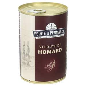 La pointe de Penmarc'h - Velouté de homard