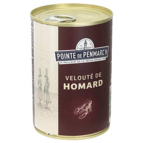 La pointe de Penmarc'h - Velouté de homard de Bretagne