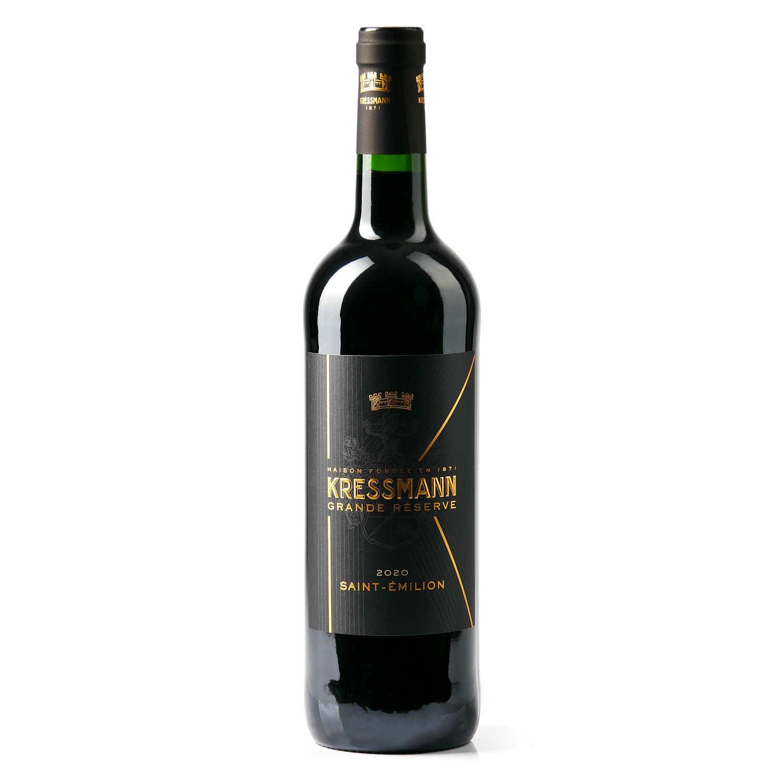 Wine from Bordeaux - Saint-Emilion Grande Réserve - Kressmann