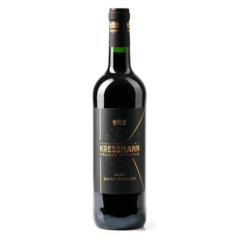 Kressmann - Wine from Bordeaux - Saint-Emilion Grande Réserve - Kressmann