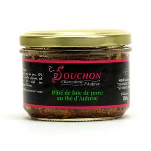 Charcuterie Souchon - Pâté de foie de porc au thé d'Aubrac