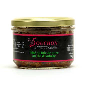 Charcuterie Souchon - Pork Liver Paté with Aubrac Tea