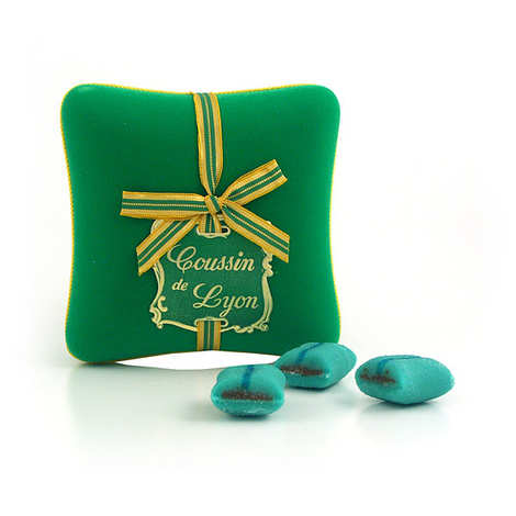 Voisin chocolatier torréfacteur - Coussins de Lyon