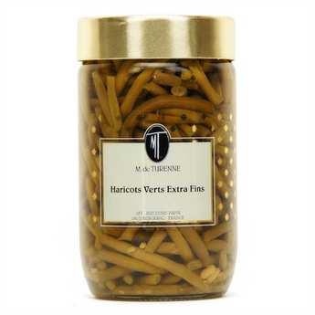M. de Turenne - Green beans extra fine