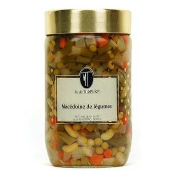 M. de Turenne - Bakex Vegetables Mix