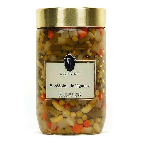 Macédoine de légumes extra