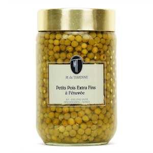 M. de Turenne - Steamed Green Peas