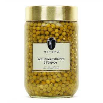 M. de Turenne - Steamed Green Peas