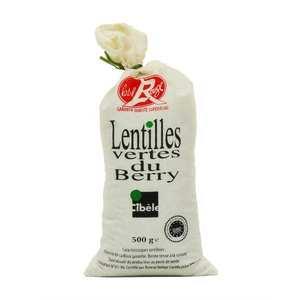M. de Turenne - Lentilles vertes du Berry Label Rouge