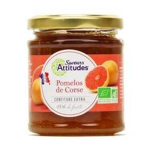 Saveurs Attitudes - Organic French Pomelo Jam