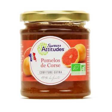 Organic French Pomelo Jam
