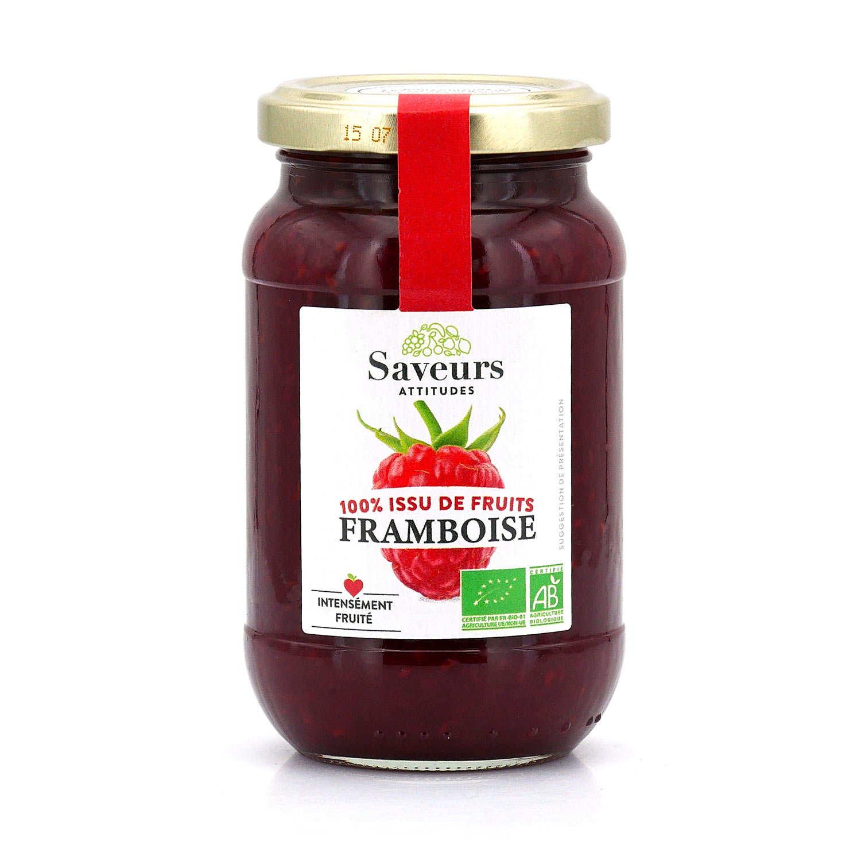 Organic Raspberrie Jam no added sugar
