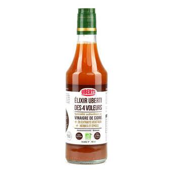 Mondial Uberti - Organic 4 Thieves vinegar with Uberti VInegar