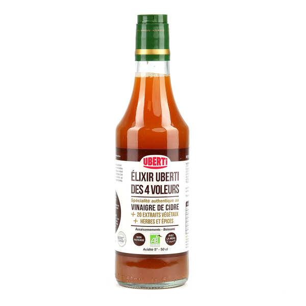 Organic 4 Thieves vinegar with Uberti VInegar