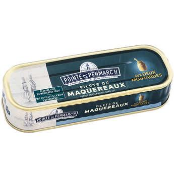 La pointe de Penmarc'h - Maquereaux à la sauce moutarde
