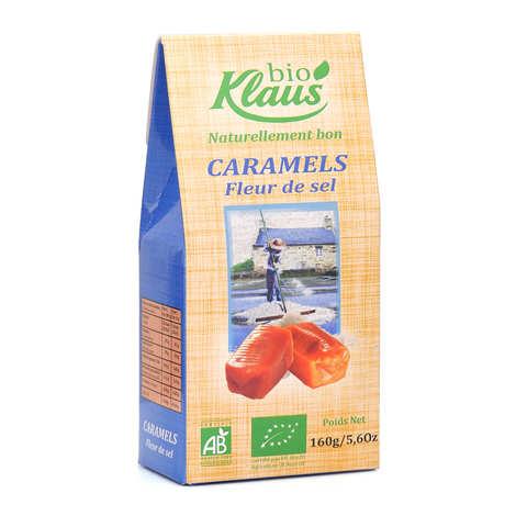 Klaus - Organic Salted Butter Caramels
