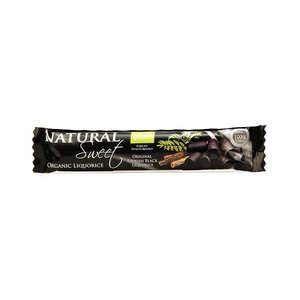 Makulaku - Barre de bonbon de réglisse bio