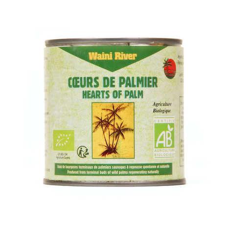 Waïni River - Coeurs de palmier bio