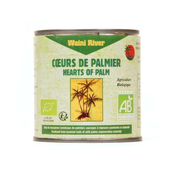 Coeurs de palmier bio