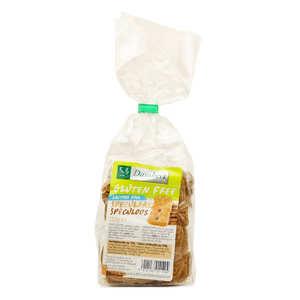 Damhert - Organic Speculoos Biscuit Gluten free